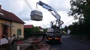 Assainissement maison - Vaudelin - Allier