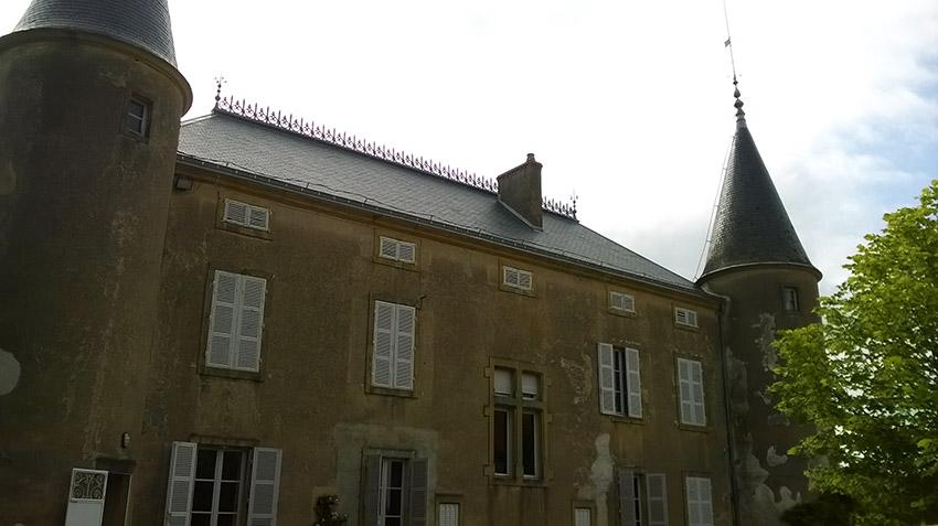 couverture toiture - Vaudelin Allier